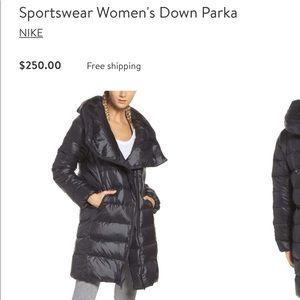 Nike Sportswear Down Parka